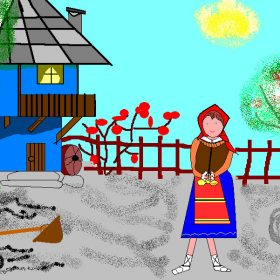 Селчин 10 г. комп.рисунка